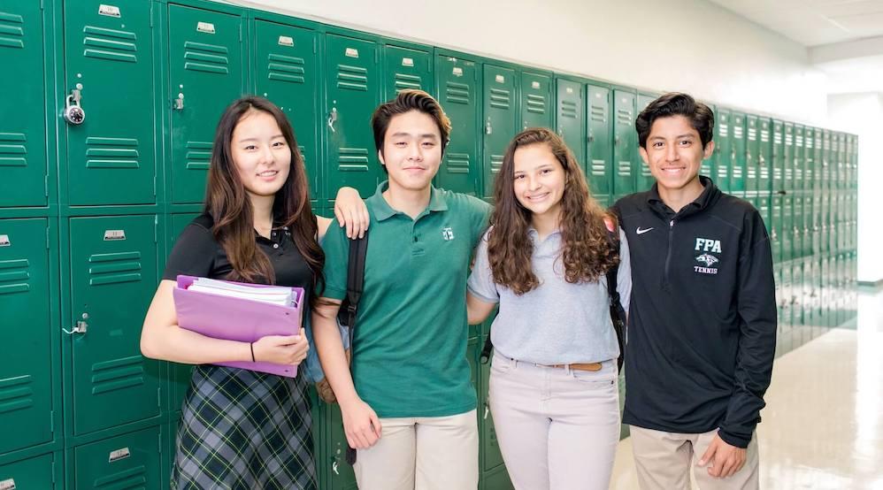 Fairmont Schools - Giving Thanks