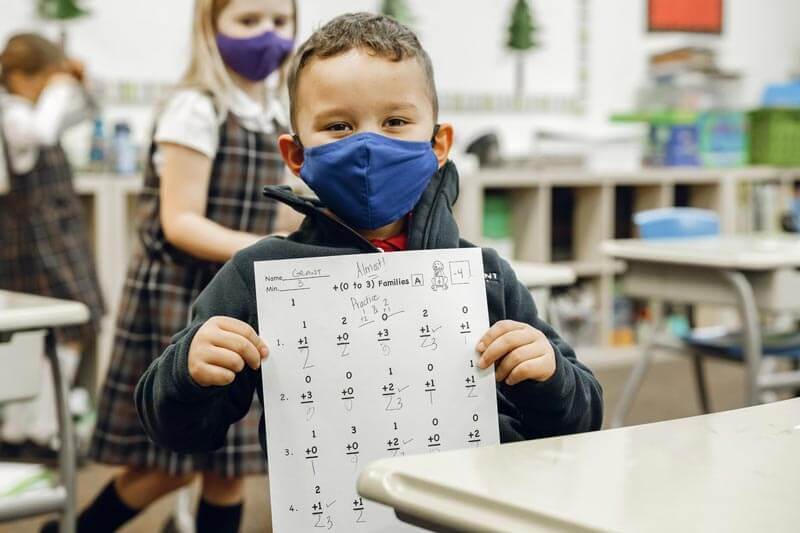 Fairmont Schools - Safe + Smart: Why In-person Instruction Is Best for Students