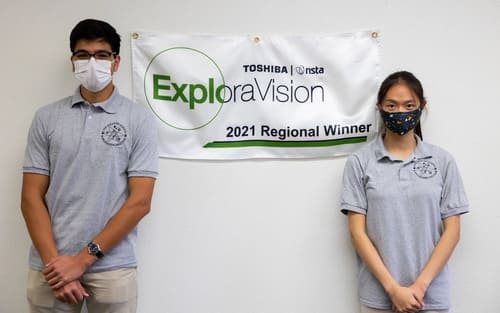 Fairmont Schools - Fairmont Prep Team Named Western Regional Winner In 29th Annual ExploraVision Competition